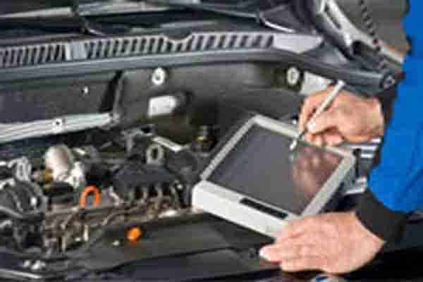 فحص كمبيوتر و برمجة السيارة