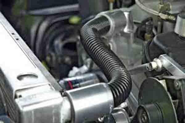 اختبار محرك السيارة