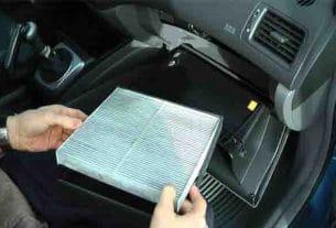 أهمية تغيير فلتر مكيف السيارة