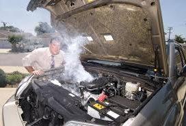 كيفية تبريد محرك السيارة في اسرع وقت