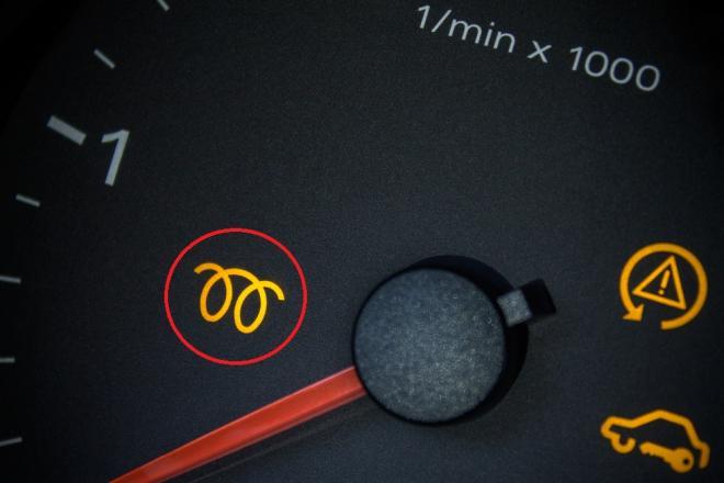 ما هي وظيفة شمعات التوهج في السيارة
