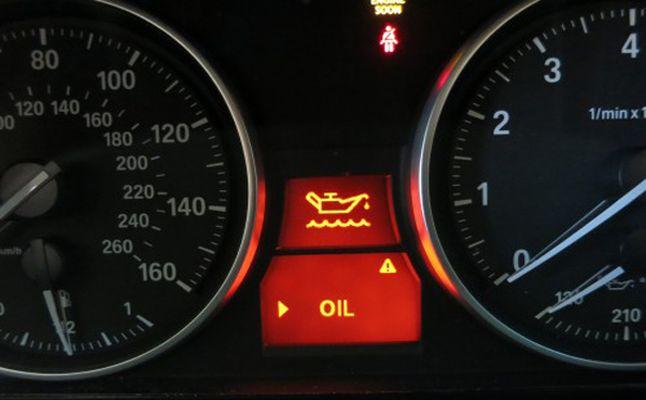 ما هي اسباب اضاءة لمبة زيت المحرك