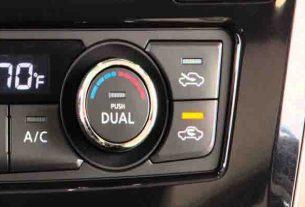ما هي اسباب تعطل مدفئة السيارة